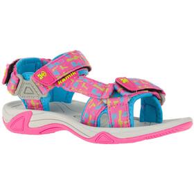 Kamik Lowtide 2 Sandals Kinder magenta